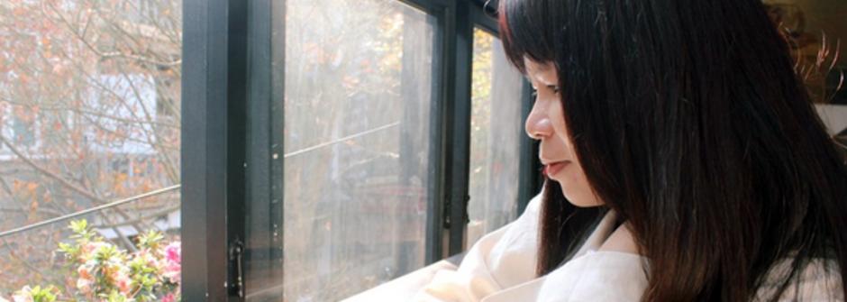 閱讀女作家鍾文音:「不必活得像巴黎,但要活得像自己」