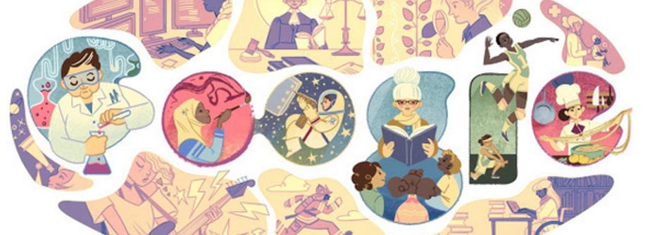 百度的祝福錯了嗎?解碼百度與 Google 的婦女節首頁插圖
