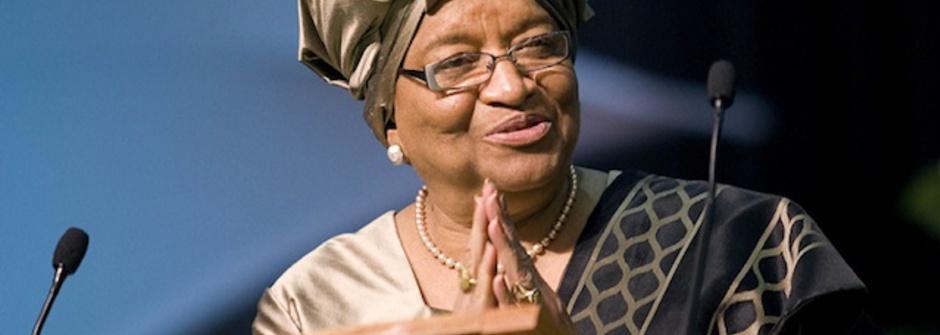 非洲政壇,女性出頭天