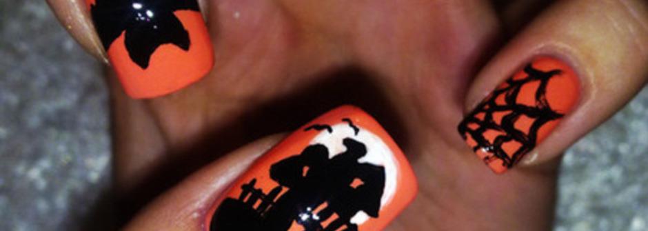 指尖也要Halloween!萬聖節指彩