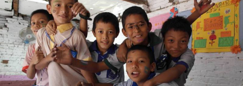 寫在尼泊爾強災之後:謝謝你們教會我如何毫無保留的去愛