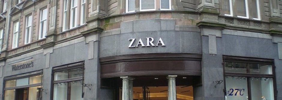 Zara is coming.