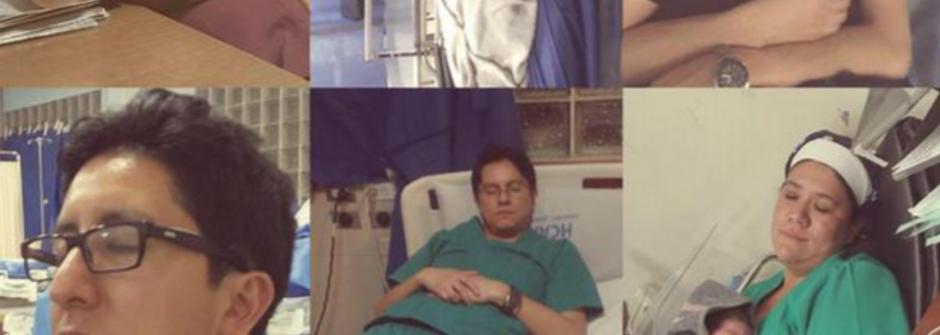 新媒體應用!「#我也睡著了」捍衛醫生身為人的權益