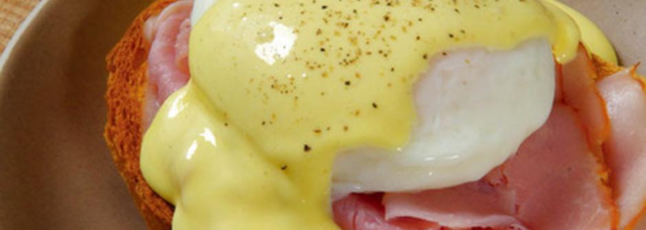 全世界最好吃的早午餐在你家!讓人感到幸福的班尼迪克蛋