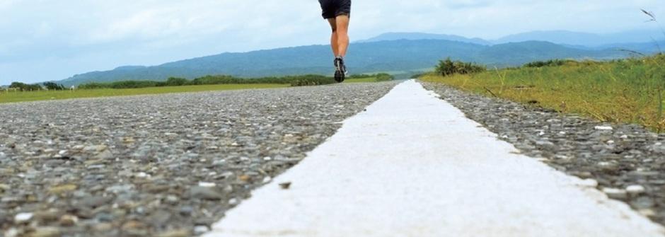 關於跑步,我想的是:我要在途中遇見我自己