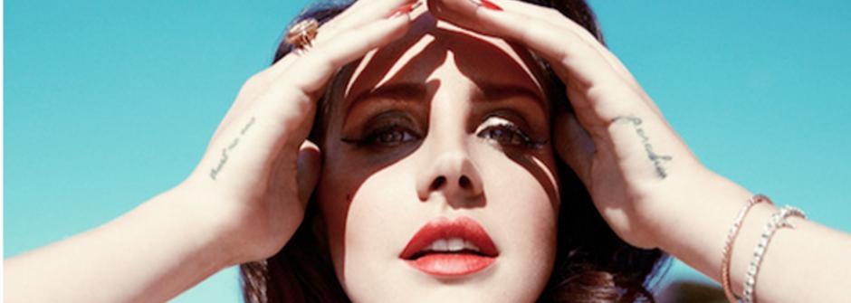 擾動女性主義者的緊張神經:Lana Del Rey 唱出女人的纖細與脆弱