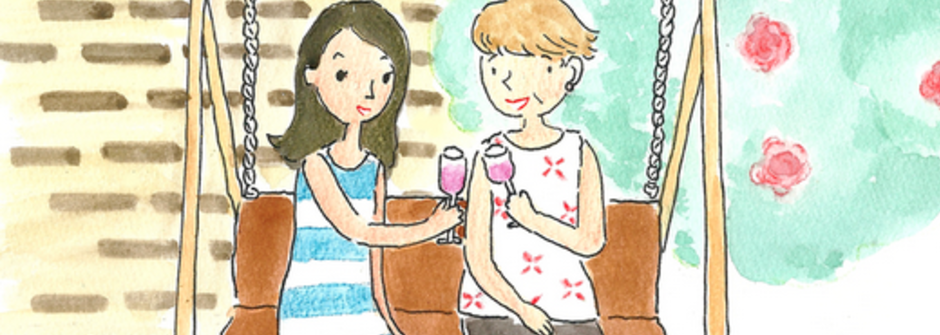 異國戀也有婆媳小劇場!法國媳婦與婆婆的溝通課題