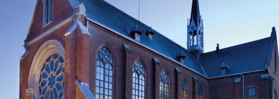 十一個歐洲教堂的浪漫新起點