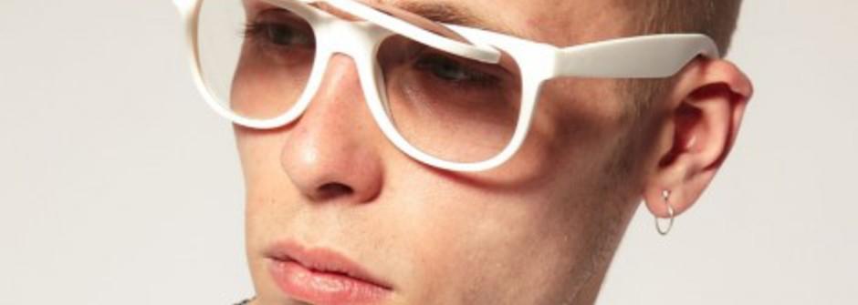 新潮復古掀鏡式造型款 by Quay Eyewear