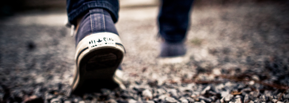 重溫純真的快樂:放下執念,只是走路什麼也不做