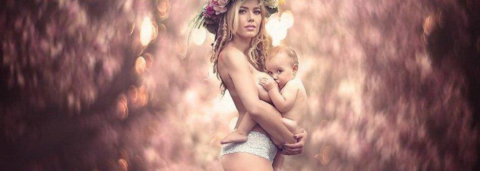 【親密攝影集】鏡頭下的愛,親餵母乳的動人片刻