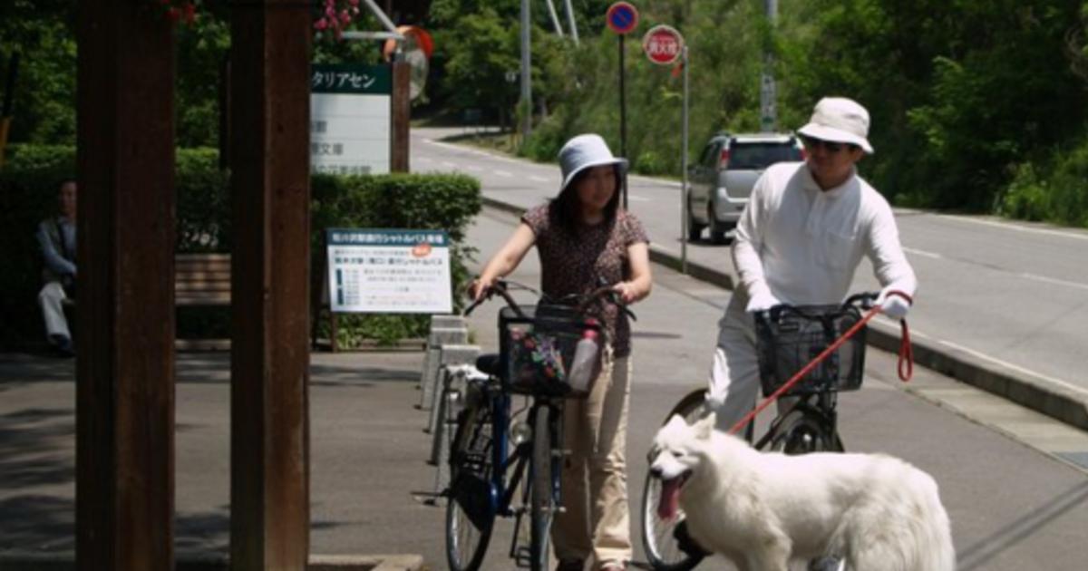 約翰藍儂最愛的日本勝地:到輕井澤騎腳踏車