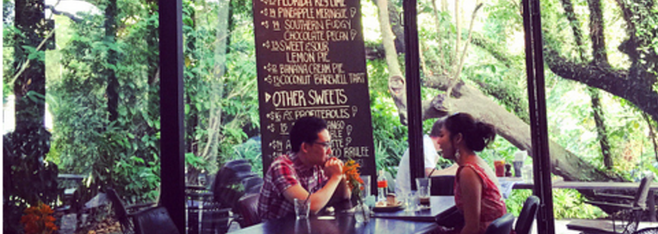 咖啡店,是一座城市的縮影:讓人一見鍾情的新加坡 PS. Café|女人迷 Womany