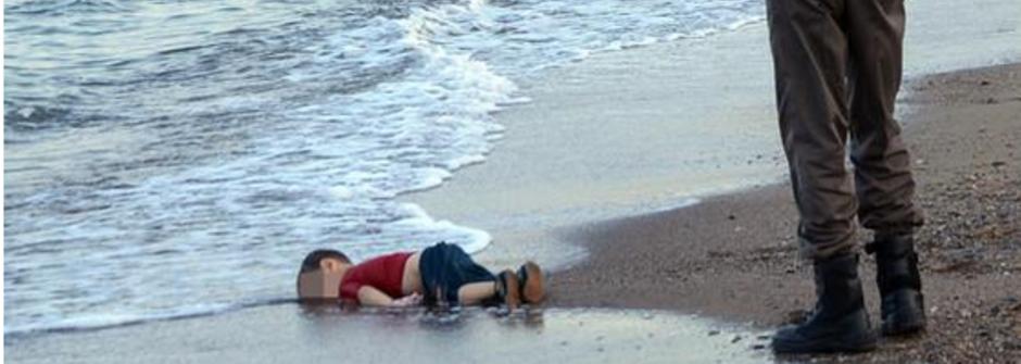 歐洲難民潮下被隱藏的名字!岸邊男孩艾倫的警示:「我們的夢想都死去了」