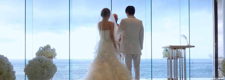 寫給嚮往海島婚禮的你:親愛的,我們去沖繩結婚吧!