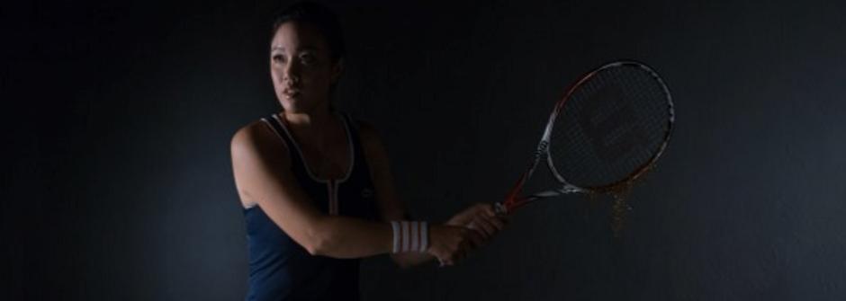 921地震後重生,網球女將詹詠然改寫命運的堅定力量