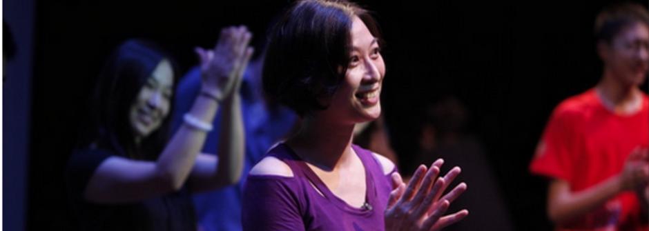 讓心事成為故事!水面劇場創辦人張嘉容:快樂是可以練習的