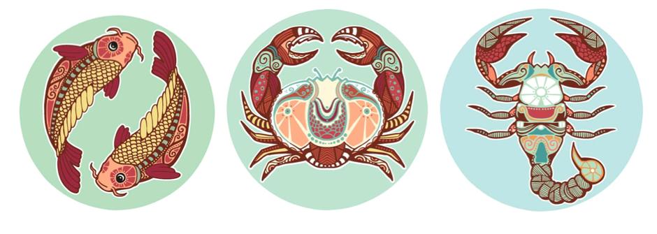 【蘇珊米勒星座專欄】雙魚、巨蟹、天蠍:水象星座的九月運勢