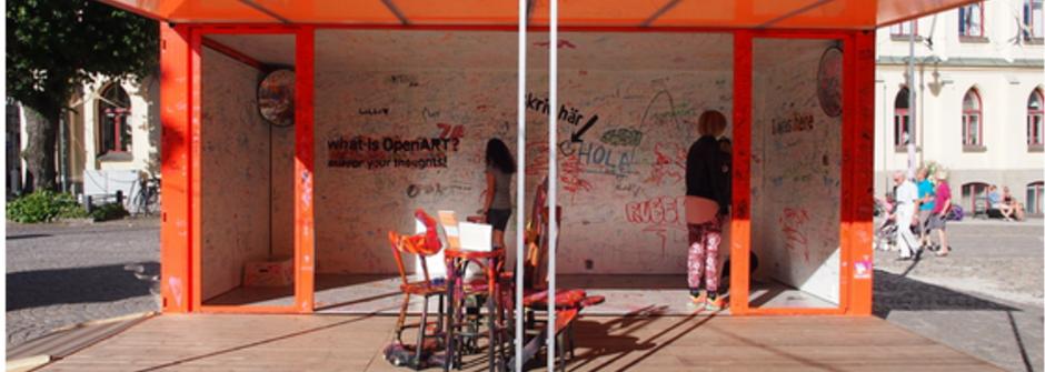 【蘇子茵旅遊專欄】OpenART 瑞典人把藝術還給生活