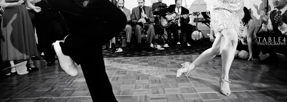 爵士的節奏,慶祝身體的自由:Swing Dance 搖擺舞