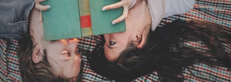 她帶你一起成長!和愛閱讀的女生交往更幸福的9個理由