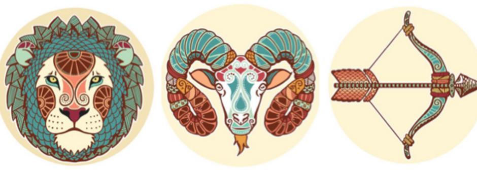 【蘇珊米勒星座專欄】牡羊、獅子、射手:火象星座的十月運勢