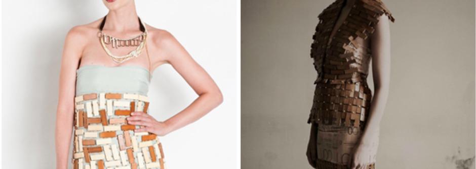 服飾的創意想像 全新木時尚