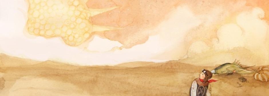 《小王子》的誕生前傳:沙漠,最美麗也最悲涼的風景