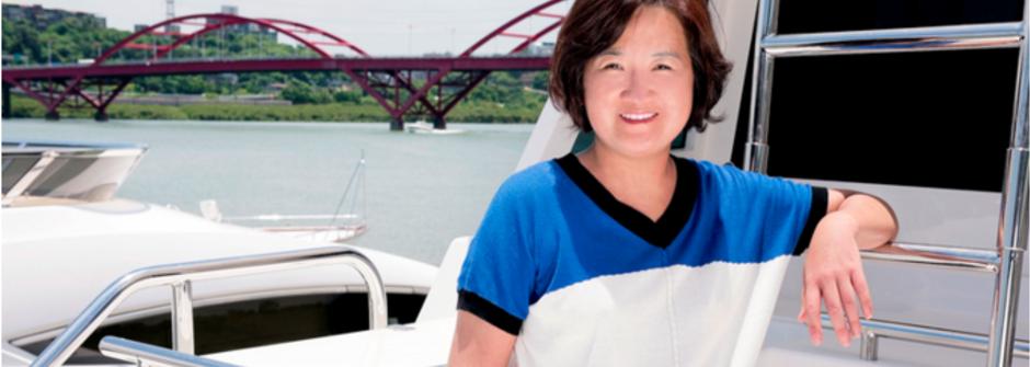 怕什麼,用兒時的夢想與大海和諧共存吧!專訪大舟企業董事長陳麗玲