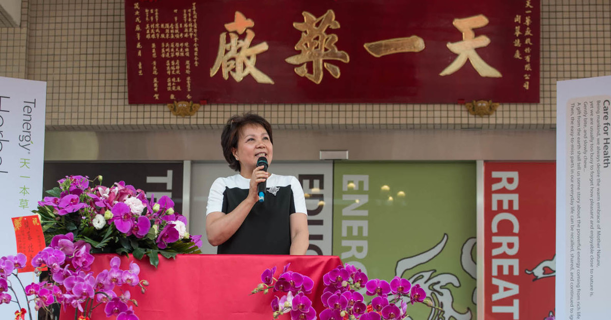 熱情,讓工作不再只是工作,而是人生的志業!專訪天一藥廠董事長陳慧娟