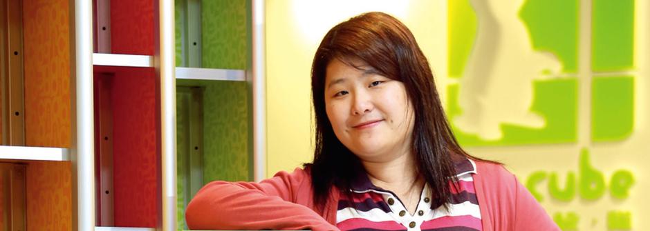 「學習轉變,是一生的課題!」專訪方塊躲貓總經理陳貞文