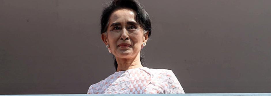 25 年等來的緬甸勝利!引領全民盟拿下 70%勝選,翁山蘇姬:我不慶祝對手敗選