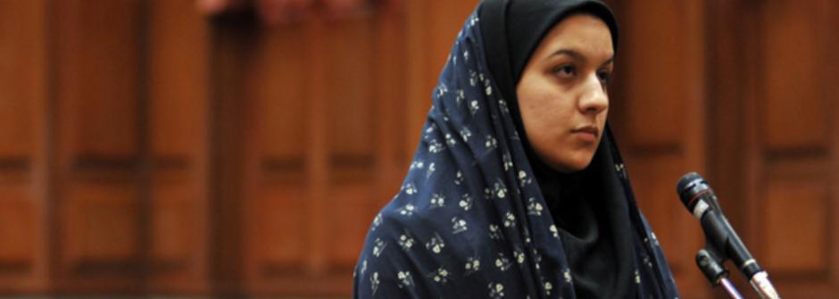 伊朗女孩給世界最沈痛的一封信:我被強暴,卻被判了死刑