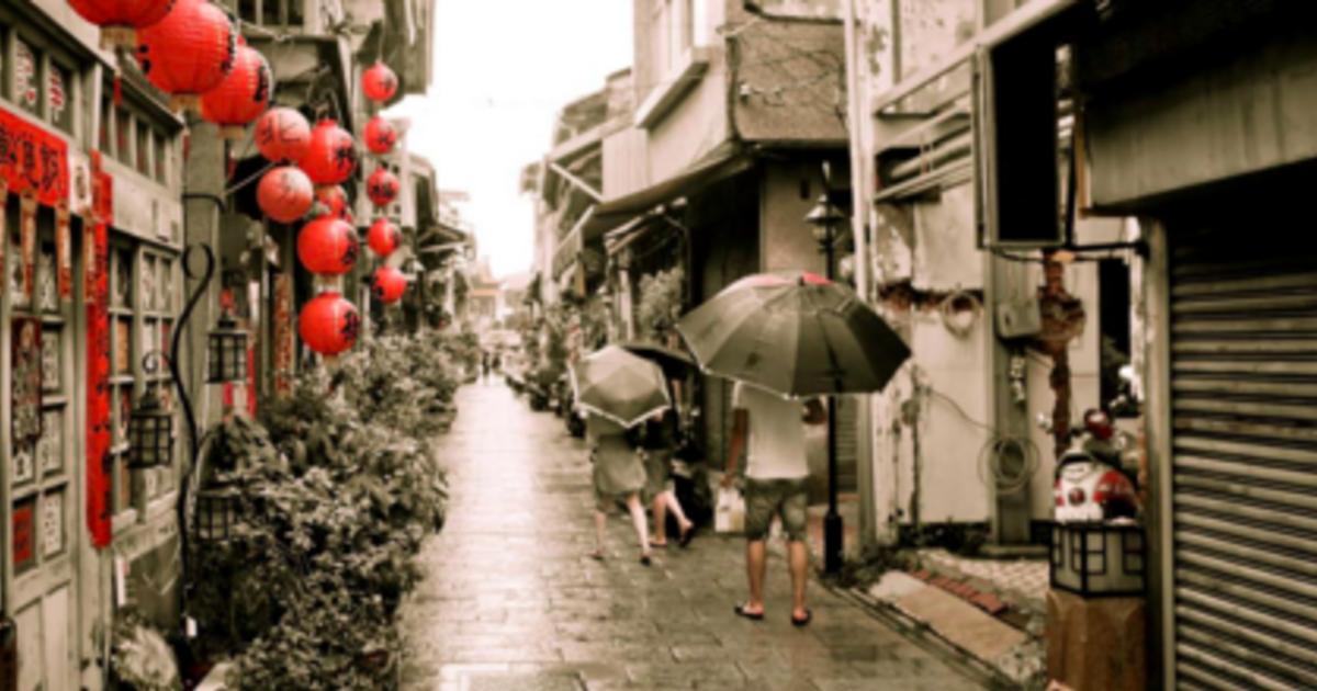 聽見下雨的聲音!雨天的四個小旅行提案