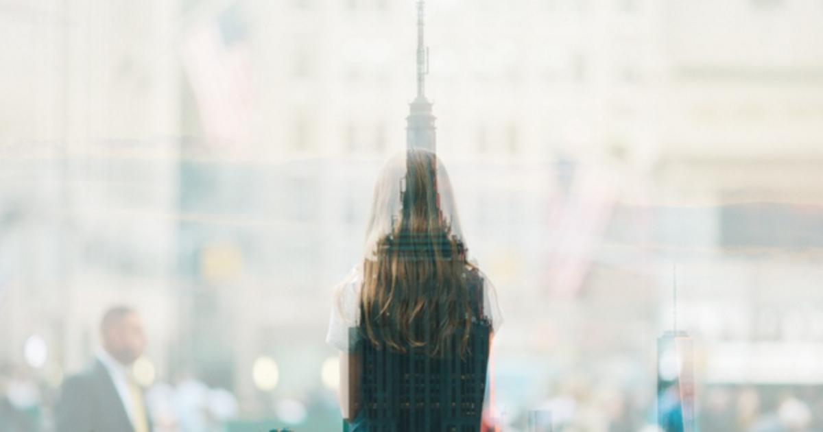 辭職去紐約:勇敢,是選擇為自己負責的人生