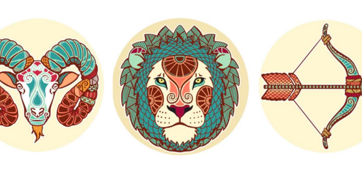 【蘇珊米勒星座專欄】牡羊、獅子、射手:火象星座的十二月運勢