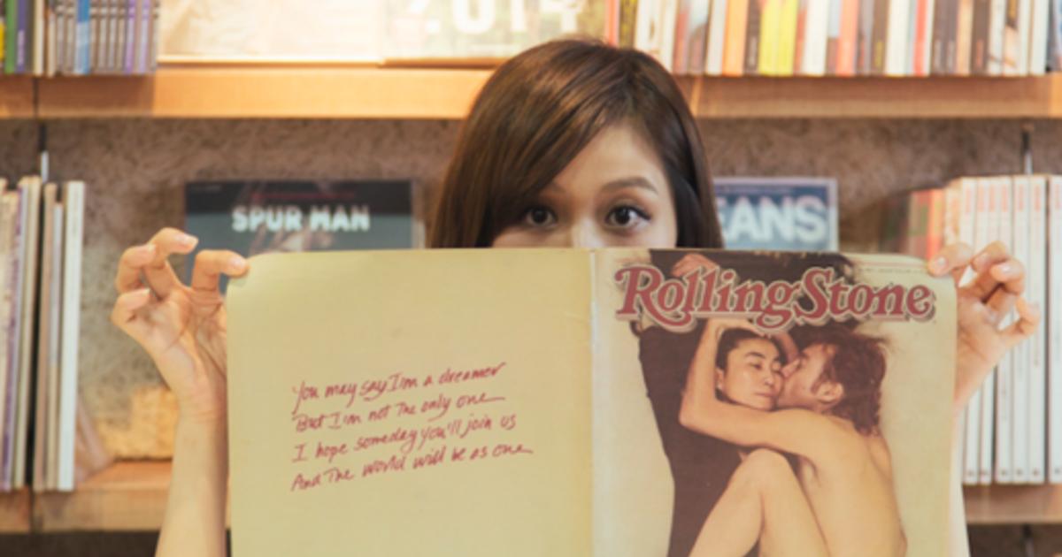 吳汶芳與 Boven 雜誌圖書館:閱讀,是走進愛麗絲兔子洞
