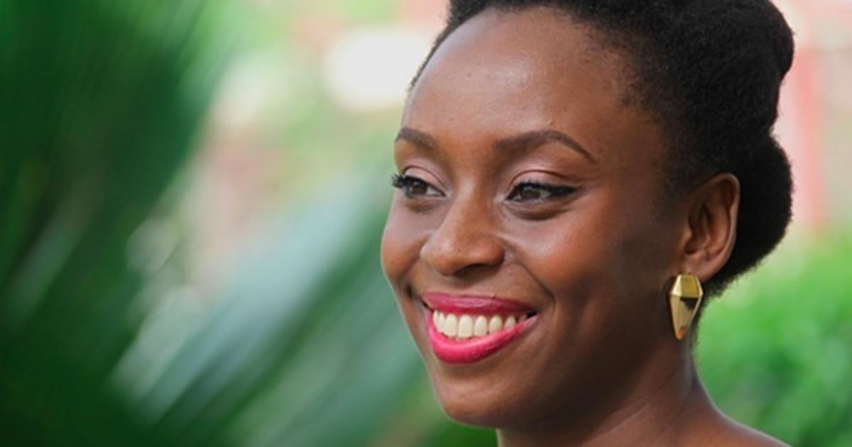 奈及利亞作家 Adichie:「我是女性主義者,因為我們值得一個更正義的世界」
