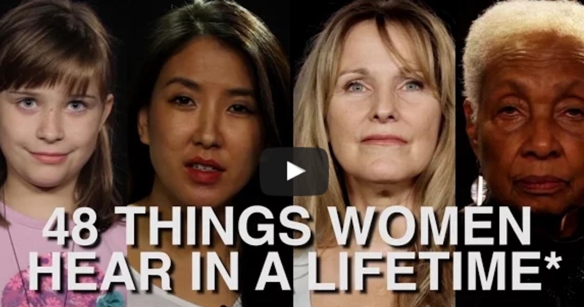 48個女人的成長告白:你能不能認識我這個人,而不只是審判我的性別?