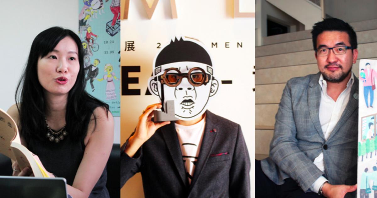 2015 封面人物故事:如果連喜歡的事都能偷懶,你還能堅持什麼?