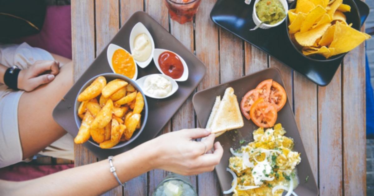 女人就該「小鳥胃」?飲食男女的性別歧視