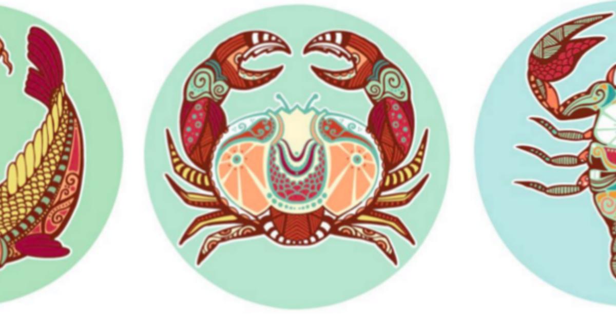 【蘇珊米勒星座專欄】雙魚、巨蟹、天蠍:水象星座 2016 運勢