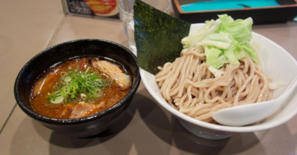 吃貨筆記:多謝款待的心意!東京新宿五ノ神製麵所