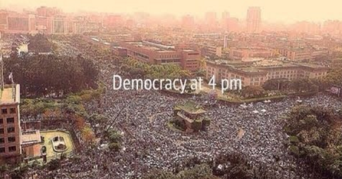 政治翻轉夠到位嗎?非藍即綠的國會版圖,被流放的第三勢力