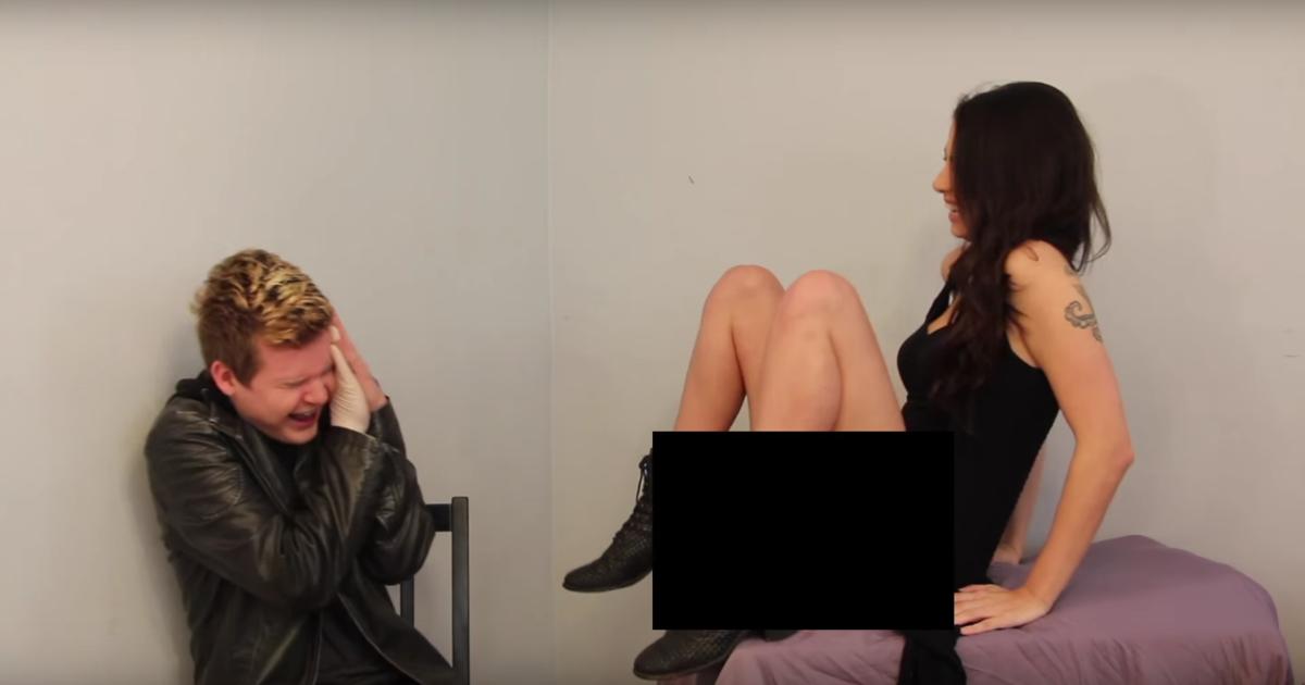 男同志的「陰道迷路」初體驗:陰核到底在哪裡好神秘