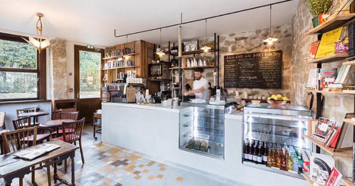 吃貨筆記:品嚐流動的饗宴,莎士比亞書店咖啡廳