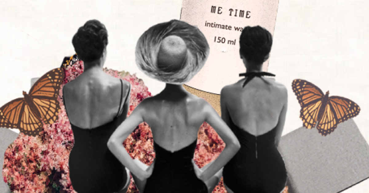 Comfortzone 到 ME TIME 的進化:每個女人,都有深愛自己的權利