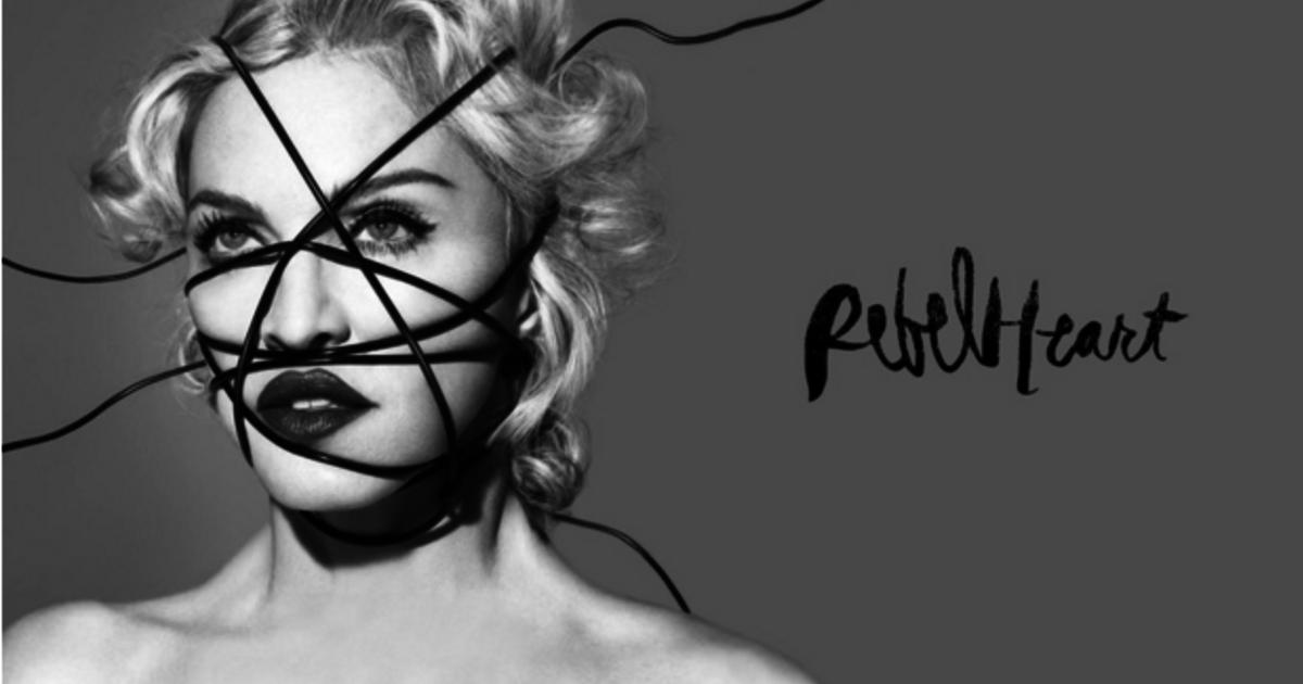瑪丹娜披國旗唱熱台北!經典歌單回顧:做自己的女神