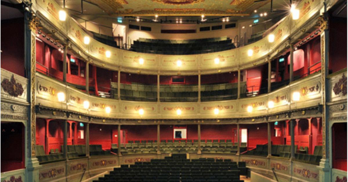 置身夢的空間!細看劇場建築美學