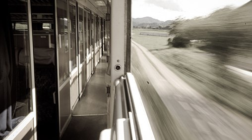 火車到莫斯科、莫斯科到火車